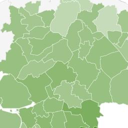 Hof Van Twente Gemeenten Regioatlas Brengt Regionale Samenwerking In Kaart